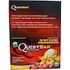 Quest Nutrition, QuestBar, Protein Bar, Apfelkuchen, 12 Riegel, je 2,1 oz. (60 g)