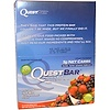 Quest Nutrition, QuestBar、プロテインバー、ミックスベリーブリス、 12本入り、1本あたり2.1 oz (60 g)