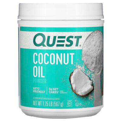 Quest Nutrition Порошок из масла кокоса, 567 г