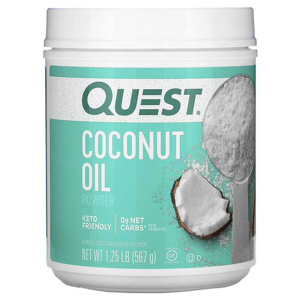 Coconut Oil Powder, 20 oz (567 g)