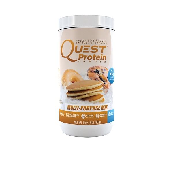 Quest Nutrition, Protein Powder, Multi-Purpose Mix, 32 oz (907 g) (Discontinued Item)