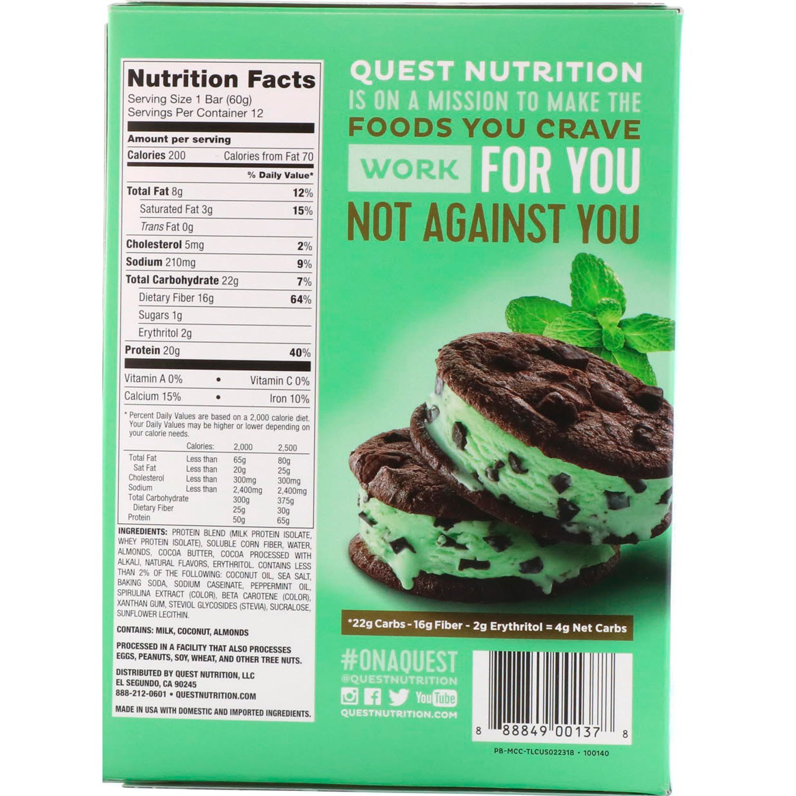 5c27b739bfb9 By Quest Nutrition. Click to zoom