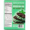 Quest Nutrition, Barra de proteínas, trozos de chocolate con menta, 12 barras, 2,12 oz (60 g) cada una
