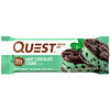 Quest Nutrition, Quest Bar, Protein Bar, Mint Chocolate, 12 Bars, 2.1 oz (60 g) Each