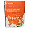 Quest Nutrition, Coated Protein Bar, Pumpkin Pie Flavor, 12 Bars, 2.1 oz (60 g) Each (Discontinued Item)