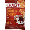 Quest Nutrition, Original Style Protein Chips, BBQ,  12 Pack, 1.1 oz (32 g) Each