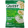 Quest Nutrition, Original Style Protein Chips, Sour Cream & Onion, 12 Pack, 1.1 oz (32 g) Each