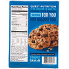 Quest Nutrition, Quest Protein Bar, Oatmeal Chocolate Chip, 12 Bars, 2.12 oz (60 g) Each