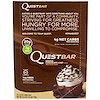Quest Nutrition, クエストバー, プロテインバー, モカチョコレートチップ, 12本, 1本あたり2.12オンス (60 g)