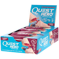 Hero Protein Bar, Blueberry Cobbler-10 Bars, 2.12 oz(60g) Each - фото