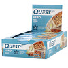 Quest Nutrition, Hero Protein Bar, Vanilla Caramel, 10 Bars, 2.12 oz (60 g) Each