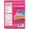 Quest Nutrition, Barre protéinée Quest, gâteau d'anniversaire, paquet de 12, 60 g (2,12 oz) chacun