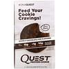 Quest Nutrition, Biscuit protéiné, double brisures de chocolat, paquet de 12, 2,08 oz (59 g) chacun