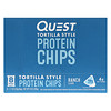 Quest Nutrition, Protein Chips, Ranch, 8 Bags, 1.1 oz (32 g ) Each