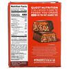 Quest Nutrition, Hero 減脂代餐棒能量棒,脆巧克力焦糖山核桃口味,12 根,每根 2.12 盎司(60 克)