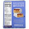 Quest Nutrition, Hero Protein Bar, Crispy Blueberry Cobbler, 12 Bars, 2.12 oz (60 g)