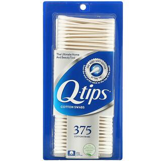 Q-tips, Cotton Swabs, 375 Swabs