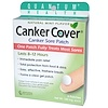 Quantum Health, Canker Cover, Canker Sore Patch, Natural Mint Flavor, 6 Patches, 150 mg Each (Discontinued Item)