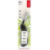RADIUS, Flex Brush, Soft, Right Hand, Black, 1 Toothbrush