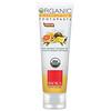 RADIUS, Organic Toothpaste, Ginger Citrus, 3 oz (85 g)