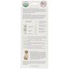 RADIUS, USDA Organic Dental Solutions, Ultra Soft Bristles, Puppy, 0-18 Months