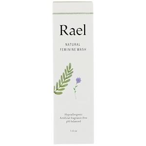 Rael, Natural Feminine Wash, 1.6 oz отзывы