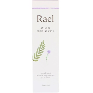 Rael, Natural Feminine Wash, 5 oz (150 ml)
