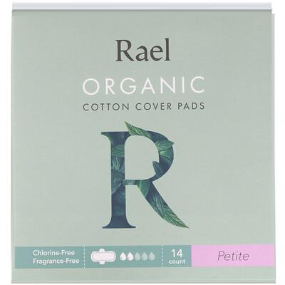 Купить Rael Прокладки из органического хлопка, Petite, 14шт.
