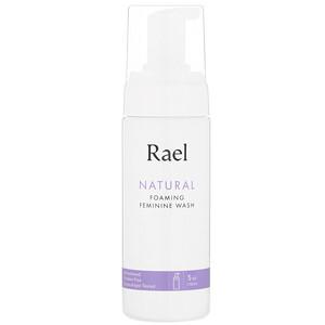 Rael, Natural Foaming Feminine Wash, 5 oz (150 ml) отзывы