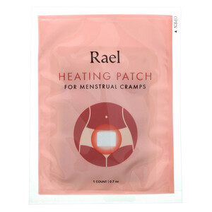 Rael, Heating Patch for Menstrual Cramps, 3 Patches, 0.7 oz Each отзывы покупателей