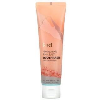 Rael, Himalayan Pink Salt Toothpaste, Sweet Herbal Mint, 4.23 oz (120 g)