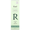 Rael, Natural Foaming Feminine Wash, For Sensitive Skin, Fragrance Free, 5 fl oz (150 ml)