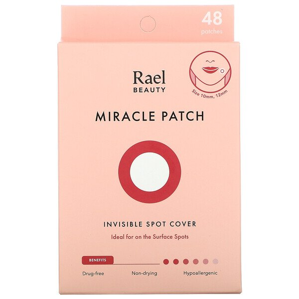 Miracle Patch, Invisible Spot Cover, 48 Patches