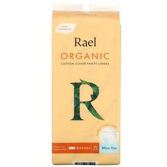 Rael, 有機純棉衛生巾,超薄款,70 片