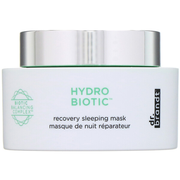 Dr. Brandt, Hydro Biotic, Recovery Sleeping Mask, 1.7 oz (50 g)