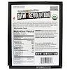 Raw Revolution, Organic Live Food Bar, Heavenly Hazelnut Chocolate, 12 Bars, 1.8 oz (51 g) Each (Discontinued Item)