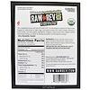 Raw Revolution, Raw Rev 100, Organic Live Food Bar, Spirulina Dream, 20 Bars, 0.8 oz (22 g) Each (Discontinued Item)