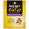 Raw Rev, Glo, Crunchy Peanut Butter & Sea Salt, 12 Bars, 1.6 oz (46 g)