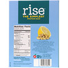 Rise Bar, THE SIMPLEST PROTEIN BAR, Lemon Cashew, 12 Bars, 2.1 oz (60 g) Each