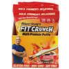 FITCRUNCH, High Protein Puffs, Barbecue, 8 Bags, 1.05 oz (30 g) Each