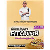 FITCRUNCH, Whey Protein Baked Bar, Peanut Butter and Jelly, 12 Bars, 3.10 oz (88 g) Each