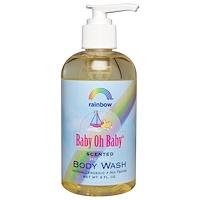 Baby Oh Baby, травяной гель для душа, ароматизированный, 8 жидких унции - фото