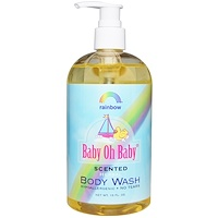 Baby Oh Baby, травяное очищающее средство, ароматизированное, 16 жидких унций - фото