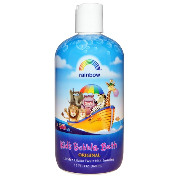 Rainbow Research, Kid's Bubble Bath, Original, 12 fl oz (360 ml) (Discontinued Item)