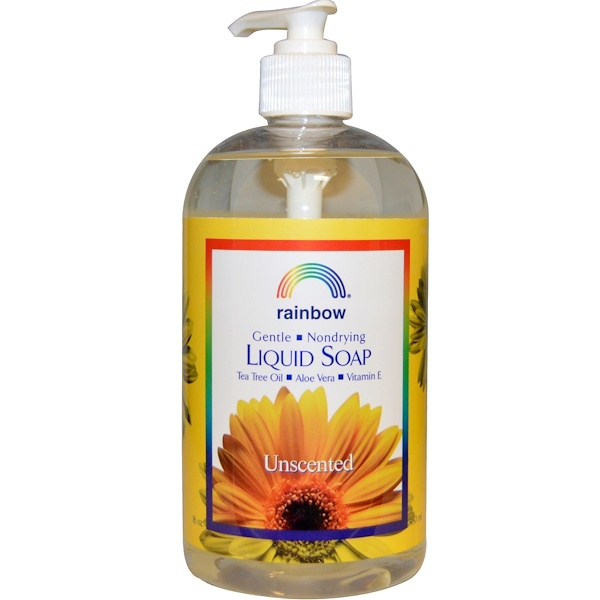 Rainbow Research, Liquid Soap, Unscented, 16 oz (480 ml)