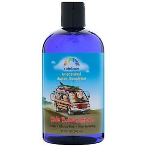 Рэйнбоу Ресерч, Kids Bubble Bath, Unscented, 12 fl oz (360 ml) отзывы