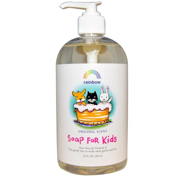 Rainbow Research, Мыло для детей, оригинальный аромат, 16 жидк. унц. (480 мл) (Discontinued Item)