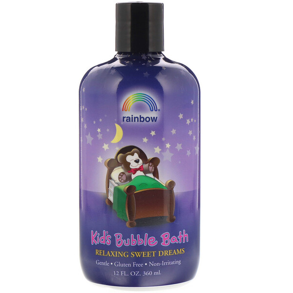 Kids Bubble Bath, Relaxing Sweet Dreams, 12 fl oz (360 ml)