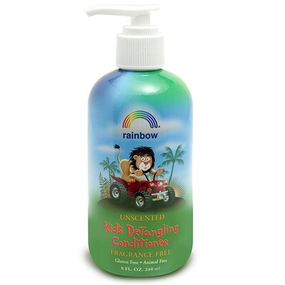 Купить Детский кондиционер для волос, облегчающий расчесывание, без запаха, 8 жидких унций, (240 мл)