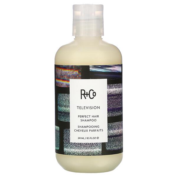 R+Co, Television, Perfect Hair Shampoo, 8.5 fl oz (241 ml) (Discontinued Item)
